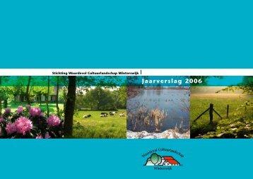 Jaarverslag 2006 - Stichting WCL Winterswijk