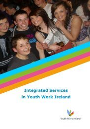 Integrated Services in Youth Work Ireland