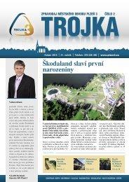 Zpravodaj č. 2 - duben 2012 - Plzeň 3