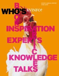 tout à propos du genre - Kvinfo