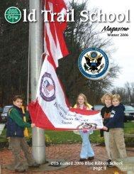 Magazine - Old Trail School