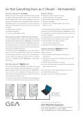 Westfalia Separator® WatchMaster – Additional Security for Your ... - Page 2