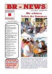 Ausgabe 63 - Betriebsrat LKH Villach