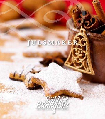 julsmaker - Säbb & Blomqvist Catering