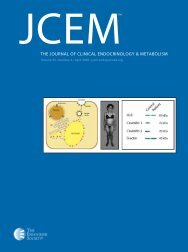 NEWS - The Journal of Clinical Endocrinology & Metabolism