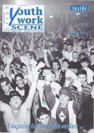 Issue 10: October 1994 - Youth Work Ireland
