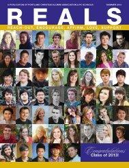 Summer - Portland Christian Schools