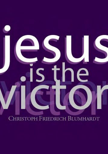 Jesus is the Victor - Open Doors Community Church - Home 메인 홈