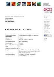 Verbundgewebe 390 g/m², 100 % Baumwolle - Dormiente