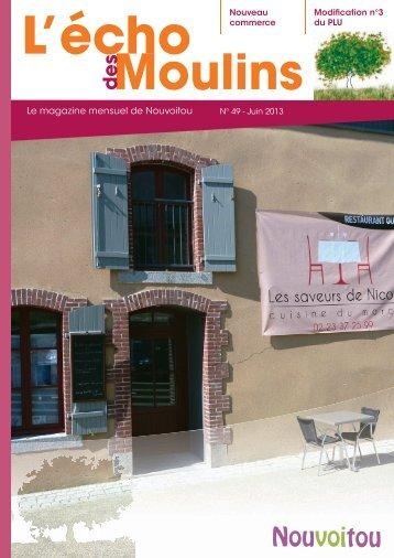 N° 49 - Juin 2013 - Nouvoitou