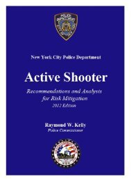 Active Shooter 2012 - NYC.gov