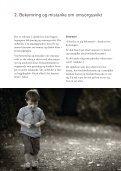 Fra bekymring til handling: Lokal handlingsveileder for barnehagene - Page 6