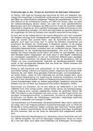 Thesen zur Geschichte der Nationalen Volksarmee - aggi-info.de