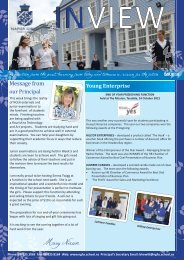Issue 16 26-October 2012 - nghs.school.nz