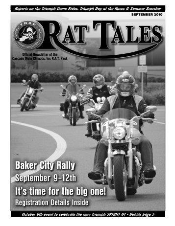 September 2010 - Triumph Riders Association of Portland