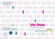 Toilet Phobia Booklet - Anxiety UK