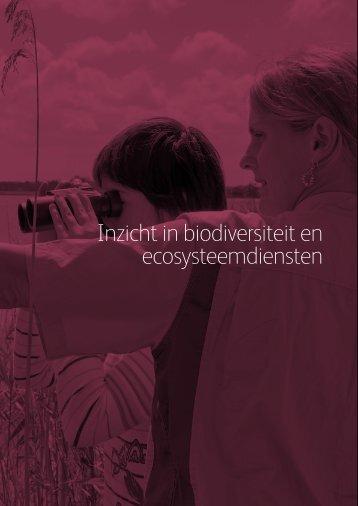 Inzicht in biodiversiteit en ecosysteemdiensten - Biodiversity Skills