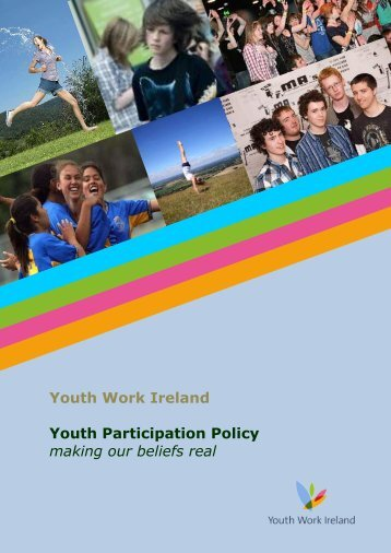 Download the Youth Work Ireland Participation Policy
