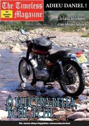 Timeless Magazine 6.indd - Les vestes Belstaff en France par ...