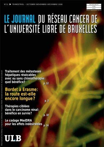 Bordet à Erasme - Institut Jules Bordet Instituut