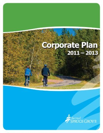 1 - Agenda - The City of Spruce Grove