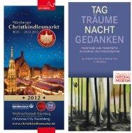 Christmas City Nuremberg - Congress- und Tourismus-Zentrale ...