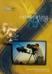 Annual Report 2006-07 - ABC