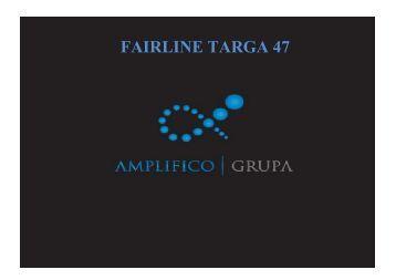 Fairline Targa 47.pdf - Amplifico Yachts