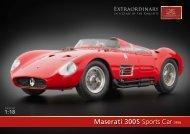 Maserati 300 S Sports Car1956 - CMC