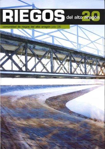 Boletín Informativo nº 20 (Julio de 2006)