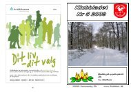 Glædelig jul og godt nytår til alle Fra Klubbladet - Vammen