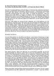 Dr. Klaus-Peter Hartmann, Horst Kirchhübel Der ... - AGGI-INFO.DE