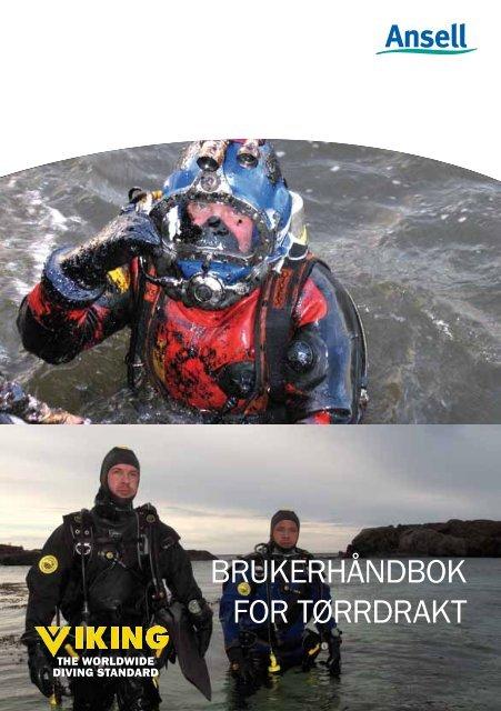 BRUKERHÅNDBOK FOR TØRRDRAKT - Ansell Protective Solutions
