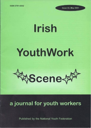 Issue 32: May 2001 - Youth Work Ireland
