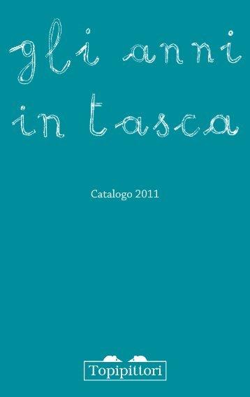 Catalogo 2011 - Topipittori
