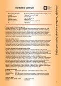 Služby pro osoby ohrožené drogovou závislostí - Sociální služby ... - Page 3