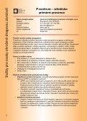 Služby pro osoby ohrožené drogovou závislostí - Sociální služby ... - Page 4
