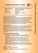 Služby pro osoby ohrožené drogovou závislostí - Sociální služby ... - Page 7