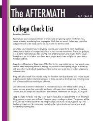April 5, 2013 - Volume 4 Edition 6 - Celebration High School