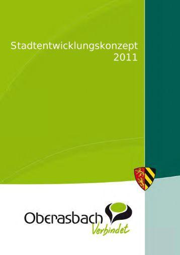 Konzept zur Stadtentwicklung - Oberasbach