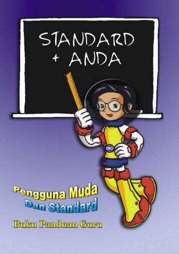 Buku Panduan Guru - Standards Users