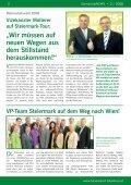 GemeindeNEWS 03/2008 - Haselsdorf - Tobelbad, die Homepage ... - Seite 2