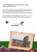 Nieuwsbrief 2 Paarse Poort - De Sallandse heuvelrug - Page 3