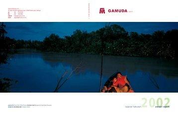laporan tahunan annual report - Gamuda Berhad - Investor Relations