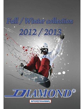 katalog zima2012-2013 - DIAMOND