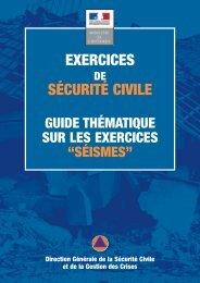 guide méthodologique - Le Plan Séisme