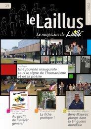Le Laillus n°19 - Laillé