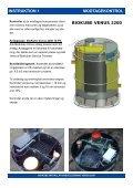 installationsvejledning til Venus 2200 - Page 4