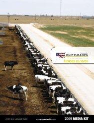 2009 MEDIA KIT - Progressive Dairyman Magazine