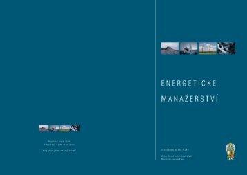příručka energetické manažerství - Energetika